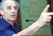 Opposition should set a joint candidate against BJP in elections: Shourie