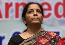 Congress fails to play role of responsible Opposition in Gujarat: Sitharaman