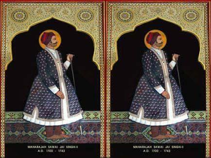 Yug maker Sawai Jai Singh: 330th birth anniversary of Sawai Jai Singh, the era maker of Jaipur.