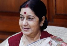 Sushma asked to give visa to Pakistani woman