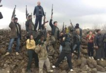 US to stop supply of weapons to Kurdish fighters in Syria
