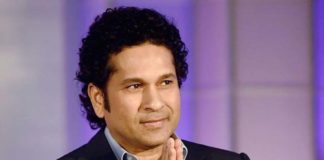 Tendulkar, who has dedicated the area dedicated to the track, got the help of water transport