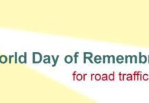 World Day of Remembrance for Road Traffic Victims will be held on Saturday in Jaipur.