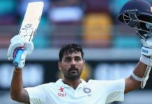 Centuries, with a return of Vijay, India's strong score