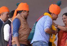 Many Congressmen join BJP