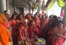 This ideal marriage took place in Jain society