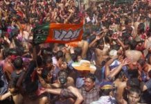 BJP in Gujarat, for the sixth consecutive raids, Himachal