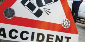 Four killed, five injured in ambulance and truck collision