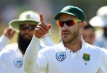 Duplessis suspected of playing against Zimbabwe