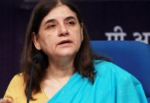 Maneka wrote to make production houses of Shahrukh, Subhash Ghai and Bollywood to ensure women's safety