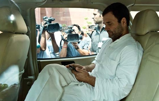 Keeping Congress relevant in Indian politics, the biggest challenge for Rahul