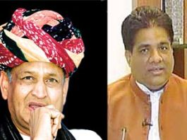 Bhupendra Yadav and Ashok Gehlot grew