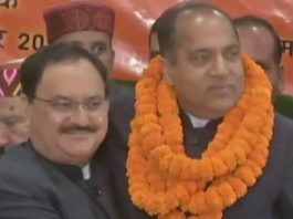 Jayaram Thakur to become new Chief Minister of Himachal Pradesh