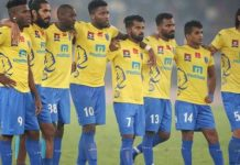 Confronted Goa with Confident Blasters