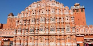Hire the temple premises near the Hawa Mahal, the High Court has answered the answer
