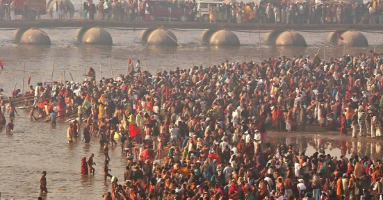 UNESCO recognizes Kumbh Mela as an intangible cultural heritage: India's pride theme for India: Modi
