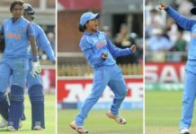 Mithali, Ekta and Harmanpreet, selected in the ICC's best team