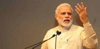 I bow to people to show affection and confidence on BJP: Modi