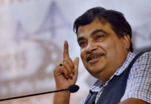 Water circuit will be developed in the country on the lines of electric circuit: Nitin Gadkari
