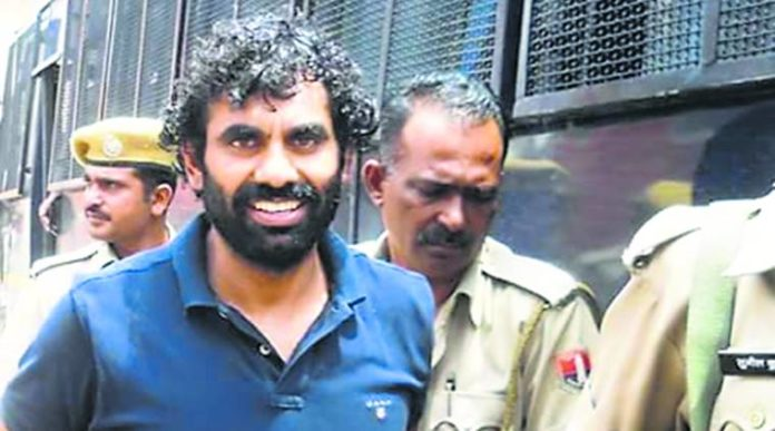 Anandpal gang's infamous Badmash Balvir Nimod was also arrested, Rs 1 lakh is prize money