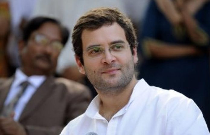 The 107-year-old woman said, Rahul Gandhi is Handsome
