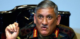 Peace talks with Pak on closure of terrorists: Rawat