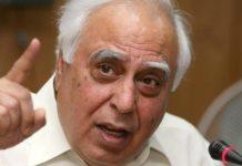 Sibal said that Modi is not real Hindu