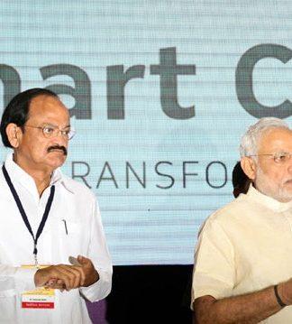 smart city mission india
