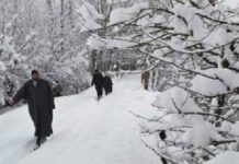 Jammu Kashmir snowfall: more than 70 stranded people were rescued