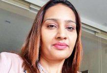 Husband Rajkumar guilty of suicide in Mubarak Shubhangana