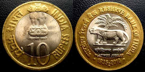 All 14 designs of coins of ten rupees valid: Reserve Bank