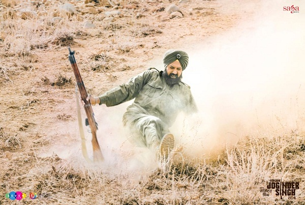Beginning of 2018 with amazingness! The teaser of the film on the biography of Param Vir Chakra, Subedar Joginder Singh