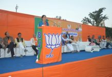 Bhamashah will teach the public lesson to those who threaten the pieces of the card: Vasundhara Raje