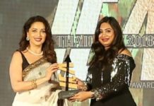 Best Celebrity Astollogor Award, Bollywood Actress Madhuri Dixit Award by Surabhi Gupta