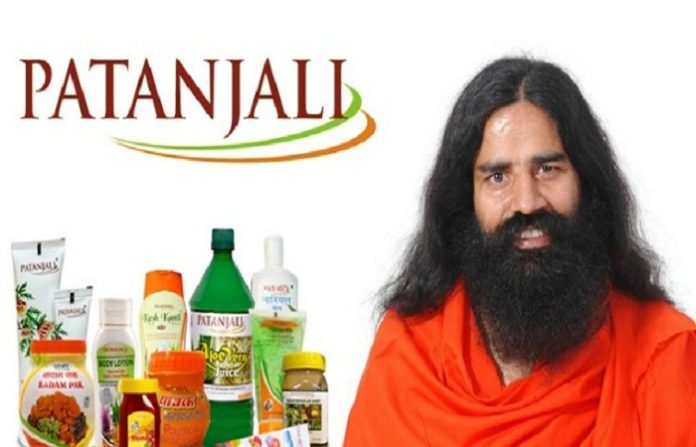 Online-market by patanjali