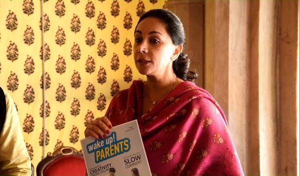 Diya Kumari Launches the Wake Up Parents Magazine Launch