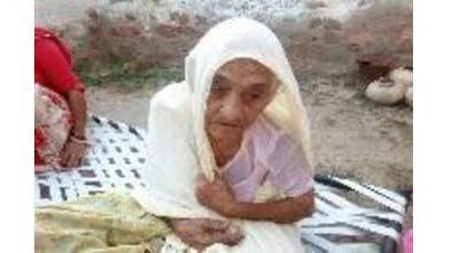 Anandpal Singh grandmother