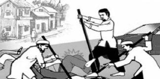 Journalists injured