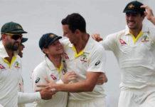 Australia won