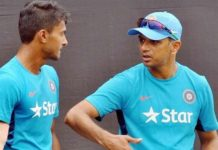 Dravid's team face Australia in first match
