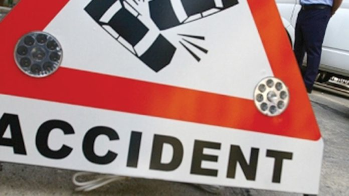 Big incident in Bharatpur: Jeep collapses in Pond, four people die