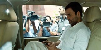 Rahul Gandhi going to the temples for show-off only: BJP