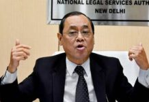 There is no crisis: Justice Ranjan Gogoi