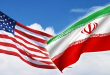 America warned iran
