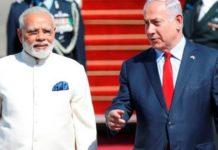 israels-prime-minister-netanyahu-pm modi
