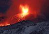Eruption in japan