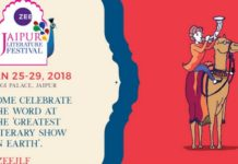 A Celebration of Diversity: ZEE Jaipur Literature Festival 2018: set to bring a literary feast