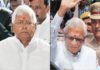 Laloo and jagannath
