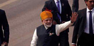 Prime Minister congratulated the countrymen on Republic Day