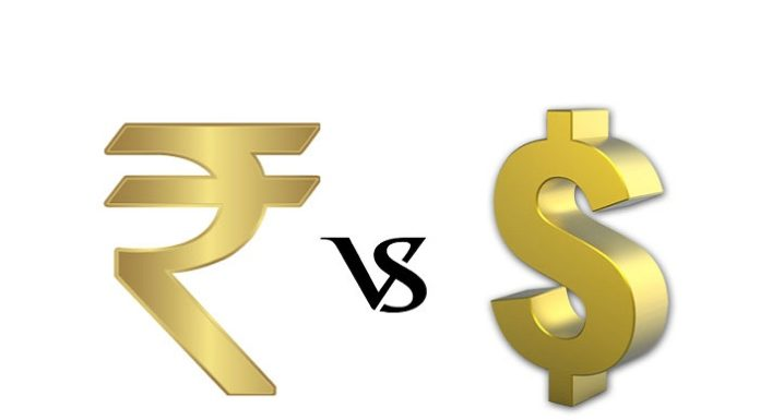 Paise-against-Dollar